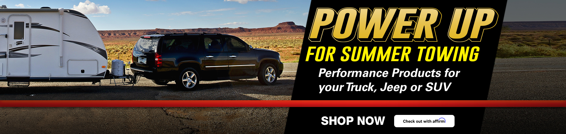 Edelbrock Performance Towing Products