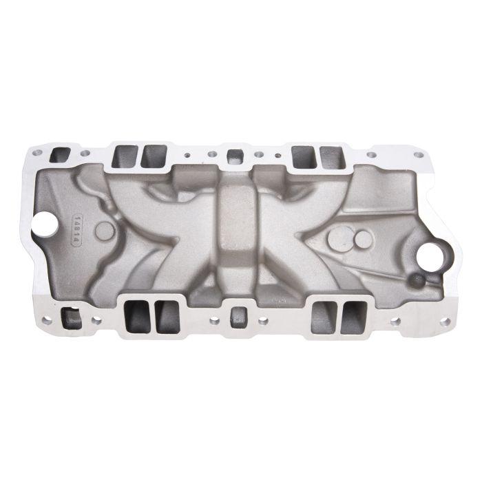 7101 Edelbrock performer RPM sbc 4bbl sbc Aluminum Intake Manifold Oil Fill Tube