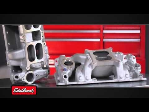 Edelbrock 2716 Performer EPS Vortec Chevy Intake Manifold