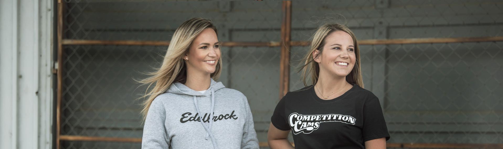 Edelbrock Apparel For Women