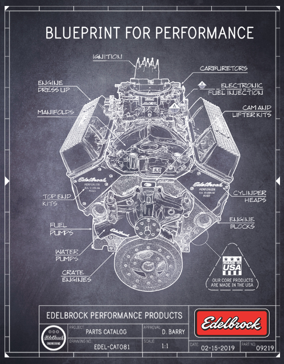 Edelbrock Performance Catalog