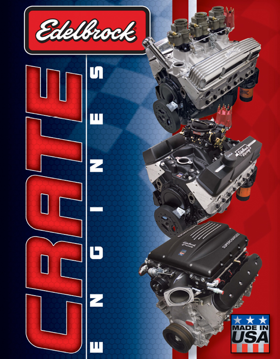 Crate Engine Brochure