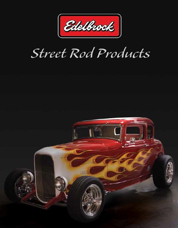Street Rod Brochure