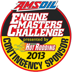 Amsoil Engine Masters Challenge Contingency