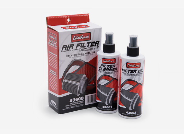 Edelbrock Air Filter Cleaners