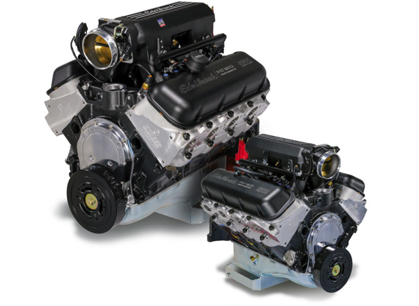 Edelbrock MUSI High Performance Crate Engines