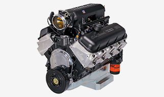 Chevy and GM Performance Crate Engines by Edelbrock