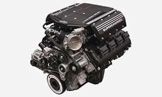 Chrysler, Plymouth and Dodge HEMI Performance Crate Engines by Edelbrock