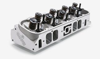 Edelbrock E-CNC Cylinder Heads