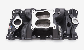 Edelbrock Performer Air-Gap Intake Manifolds