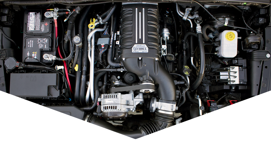 Jeep Supercharger Specifications