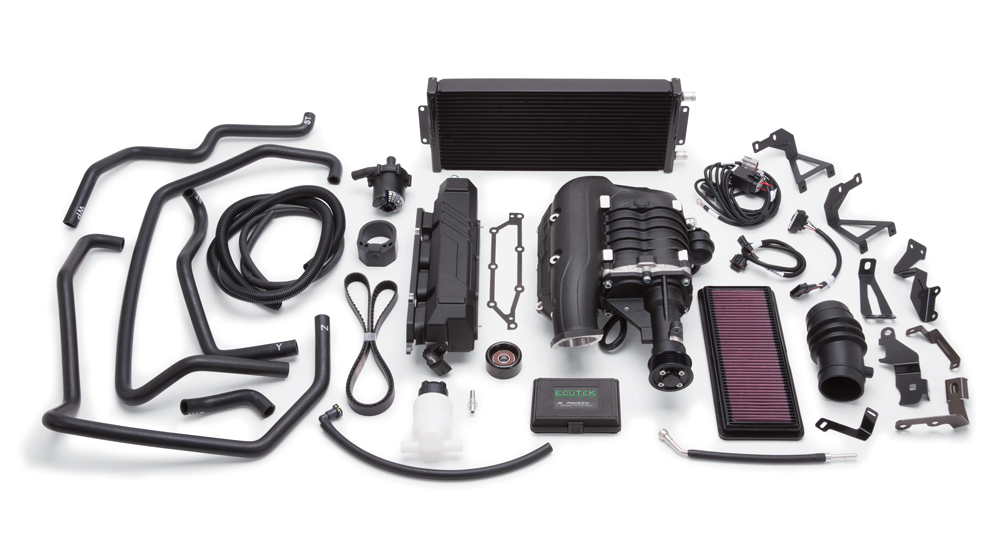 Edelbrock Supercharger for Mazda Miata MX-5