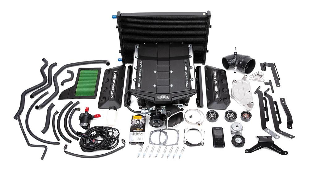 Edelbrock Supercharger #15832 for 2018-20 Ford Mustang GT 5.0L