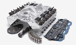 Edelbrock E-Street Power Package Top End Kits