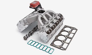 Edelbrock Victor Power Package Top End Kits