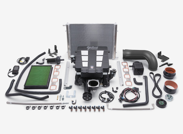 Edelbrock Superchargers For Dodge Ram Trucks