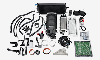 Edelbrock Superchargers For Chevy Colorado / GMC Canyon