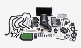 Edelbrock Superchargers For Jeep Wrangler JK and JL