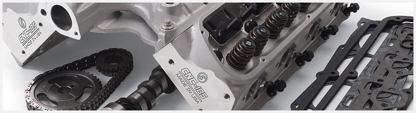 Edelbrock com: Power Package Top End Kits